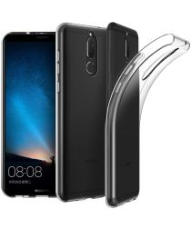Huawei Mate 10 Lite Hoesje Dun TPU Transparant