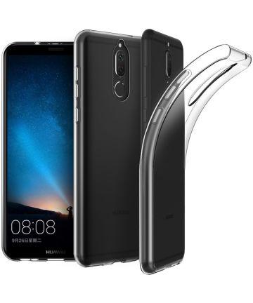Huawei Mate 10 Lite TPU Hoesje Transparant