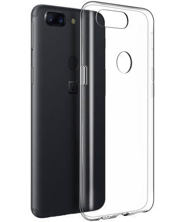 OnePlus 5T Transparant Hoesje