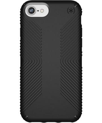Speck Presidio Apple iPhone SE 2020 Hoesje Zwart Hard Shockproof