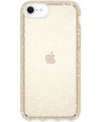 Speck Presidio Apple iPhone SE 2020 Shockproof Hoesje Goud Glitter