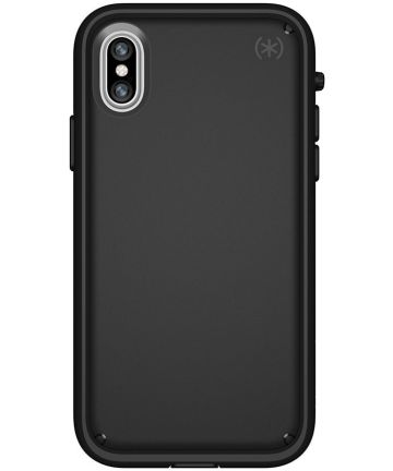 Speck Presidio Ultra Hoesje Apple iPhone X Zwart