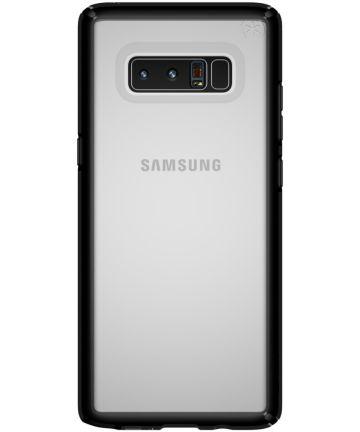 Speck Presidio Show Samsung Galaxy Note 8 Hoesje Zwart Shockproof