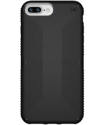 Speck Presidio Apple iPhone 8 Plus Hoesje Zwart Shockproof