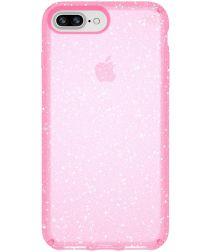 Speck Presidio Glitter Hoesje Apple iPhone 8 Plus / 7 Plus Roze