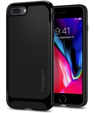 Spigen Neo Hybrid Herringbone iPhone 7/8 Plus Zwart