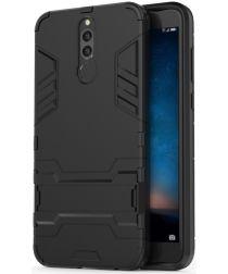 Huawei Mate 10 Lite Hybride Hoesje Zwart