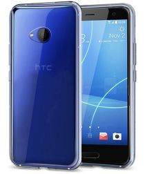 HTC U11 Life Transparant Hoesje