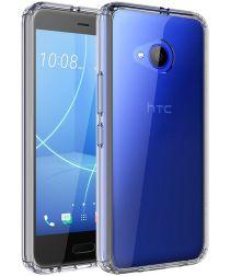 HTC U11 Life Hoesje Armor Backcover Transparant