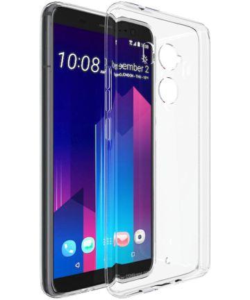HTC U11 Plus Transparant Hoesje Hoesjes