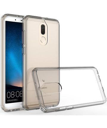 Huawei Mate 10 Lite Hoesje Armor Backcover Transparant