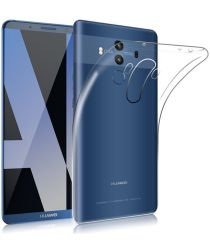 Huawei Mate 10 Pro Transparant Hoesje