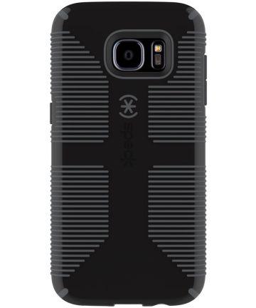 Speck CandyShell Hoesje Samsung Galaxy S7 Edge Zwart