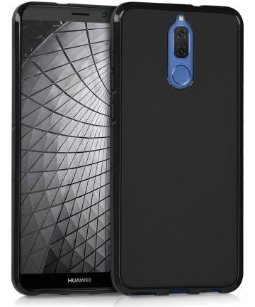 Huawei Mate 10 Lite TPU Hoesje Zwart