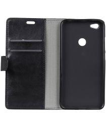 Xiaomi Redmi Note 5A Portemonnee Hoesje Zwart