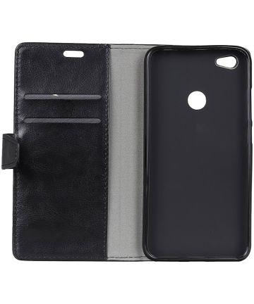 Xiaomi Redmi Note 5A Portemonnee Hoesje Zwart Hoesjes