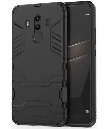 Huawei Mate 10 Pro Hybride Hoesje Zwart Hoesjes