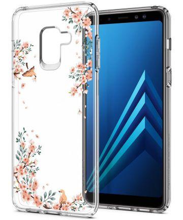 Spigen Liquid Crystal Samsung Galaxy A8 (2018) Blossom