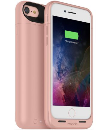 Mophie Juice Pack Air Battery Case Apple iPhone 7 / 8 Roze