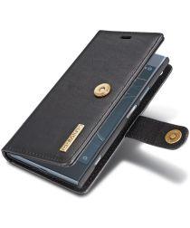 Sony Xperia XZ1 2-in-1 Hoesje Zwart
