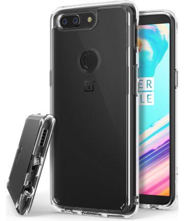 Ringke Fusion OnePlus 5T Hoesje Clear