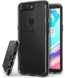 Ringke Fusion OnePlus 5T Hoesje Smoke Black