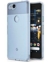 Ringke Fusion Google Pixel 2 Hoesje Transparant