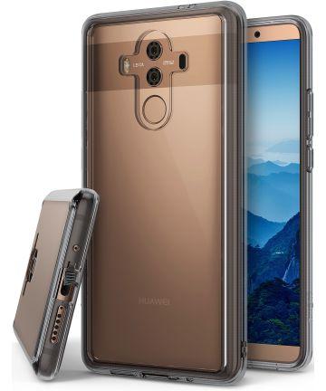Ringke Fusion Huawei Mate 10 Pro Hoesje Smoke Black