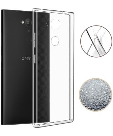 Sony Xperia L2 Transparant Hoesje