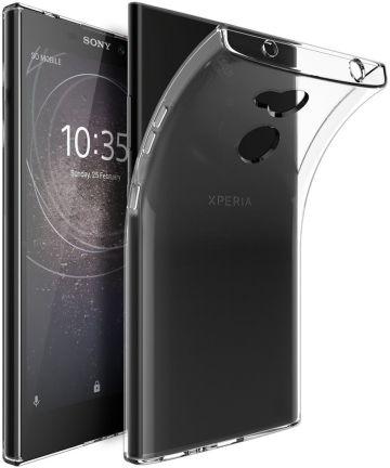 Sony Xperia XA2 Transparant Hoesje Hoesjes
