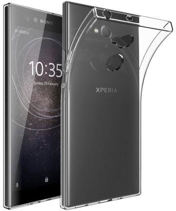 Sony Xperia XA2 Ultra Transparant Hoesje