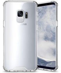 Samsung Galaxy S9 Hybrid Armor Backcover Transparant