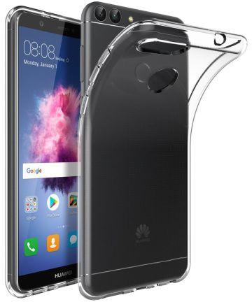 Transparant Huawei P Smart Hoesje Dun TPU