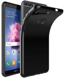 Huawei P Smart TPU Hoesje Zwart