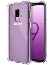 Samsung Galaxy S9+ Transparant Schokbestendig Hoesje