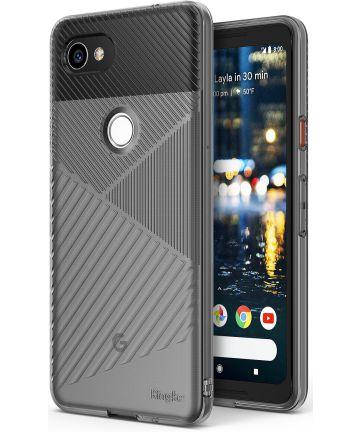 Ringke Bevel Google Pixel 2 XL Smoke Black