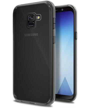 Samsung Galaxy S9 Plus Sterk Transparant Hoesje Hoesjes