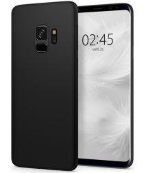 Spigen AirSkin Hoesje Samsung Galaxy S9 Zwart