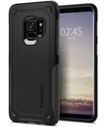 Spigen Hybrid Armor Hoesje Samsung Galaxy S9 Black