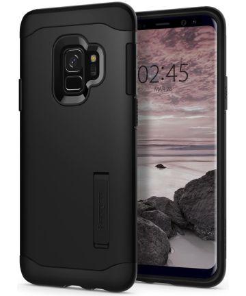 Spigen Slim Armor Hoesje Samsung Galaxy S9 Black