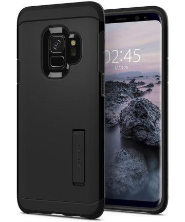 Spigen Tough Armor Hoesje Samsung Galaxy S9 Black