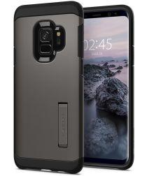 Spigen Tough Armor Hoesje Samsung Galaxy S9 Gunmetal