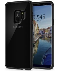 Spigen Ultra Hybrid Hoesje Samsung Galaxy S9 Matte Black