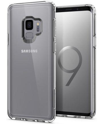 Spigen Slim Armor Samsung Galaxy S9 Transparant