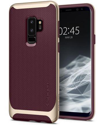 Spigen Neo Hybrid Case Samsung Galaxy S9 Plus Burgundy
