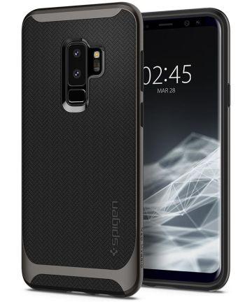 Spigen Neo Hybrid Case Samsung Galaxy S9 Plus Gunmetal