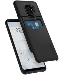 Spigen Slim Armor CS Hoesje Samsung Galaxy S9 Plus Black