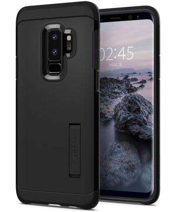 Spigen Tough Armor Hoesje Samsung Galaxy S9 Plus Black