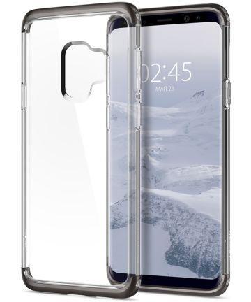 Spigen Neo Hybrid Crystal CS Case Samsung Galaxy S9 Plus Gunmetal