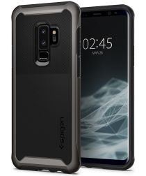 Spigen Neo Hybrid Urban CS Case Samsung Galaxy S9 Plus Gunmetal